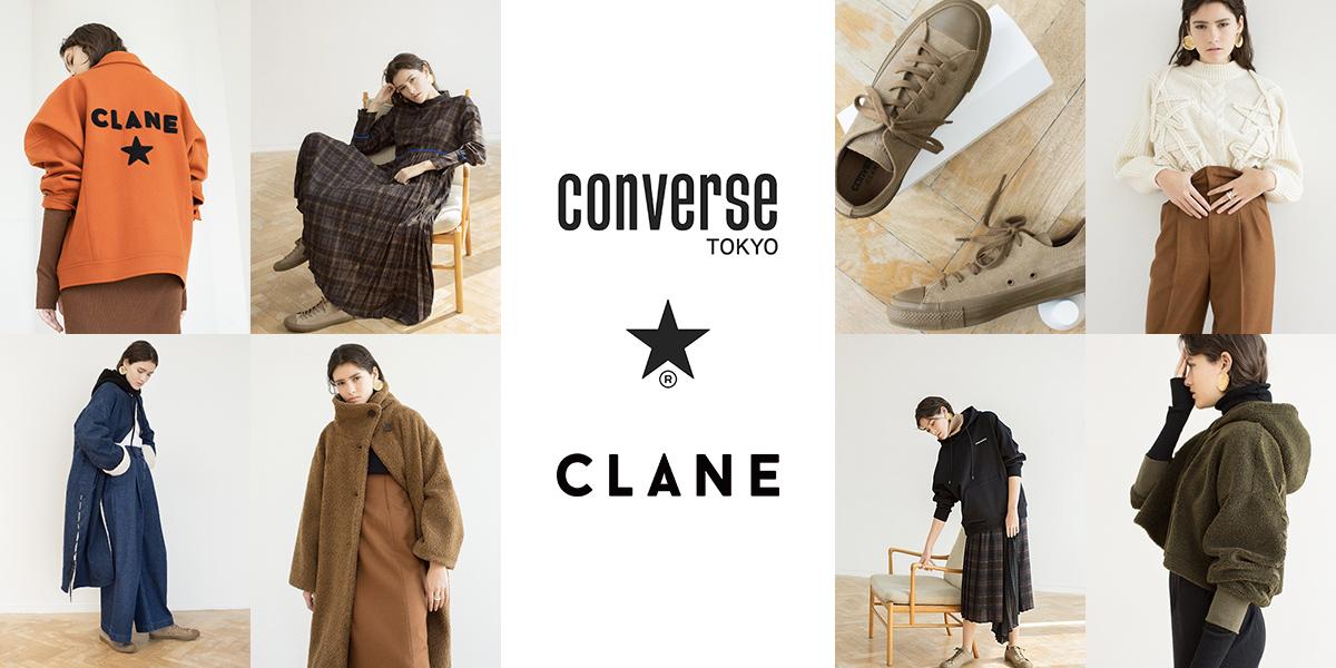 converseTOKYO CLANE